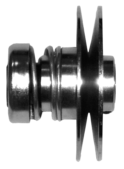 Variable Speed Belt Pulley Systems