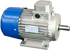 DFS MT IEC 3phase Brake motor B3 type