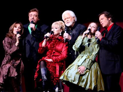 most wonderful time of the year with the Osmonds & Lennon Sisters in Branson