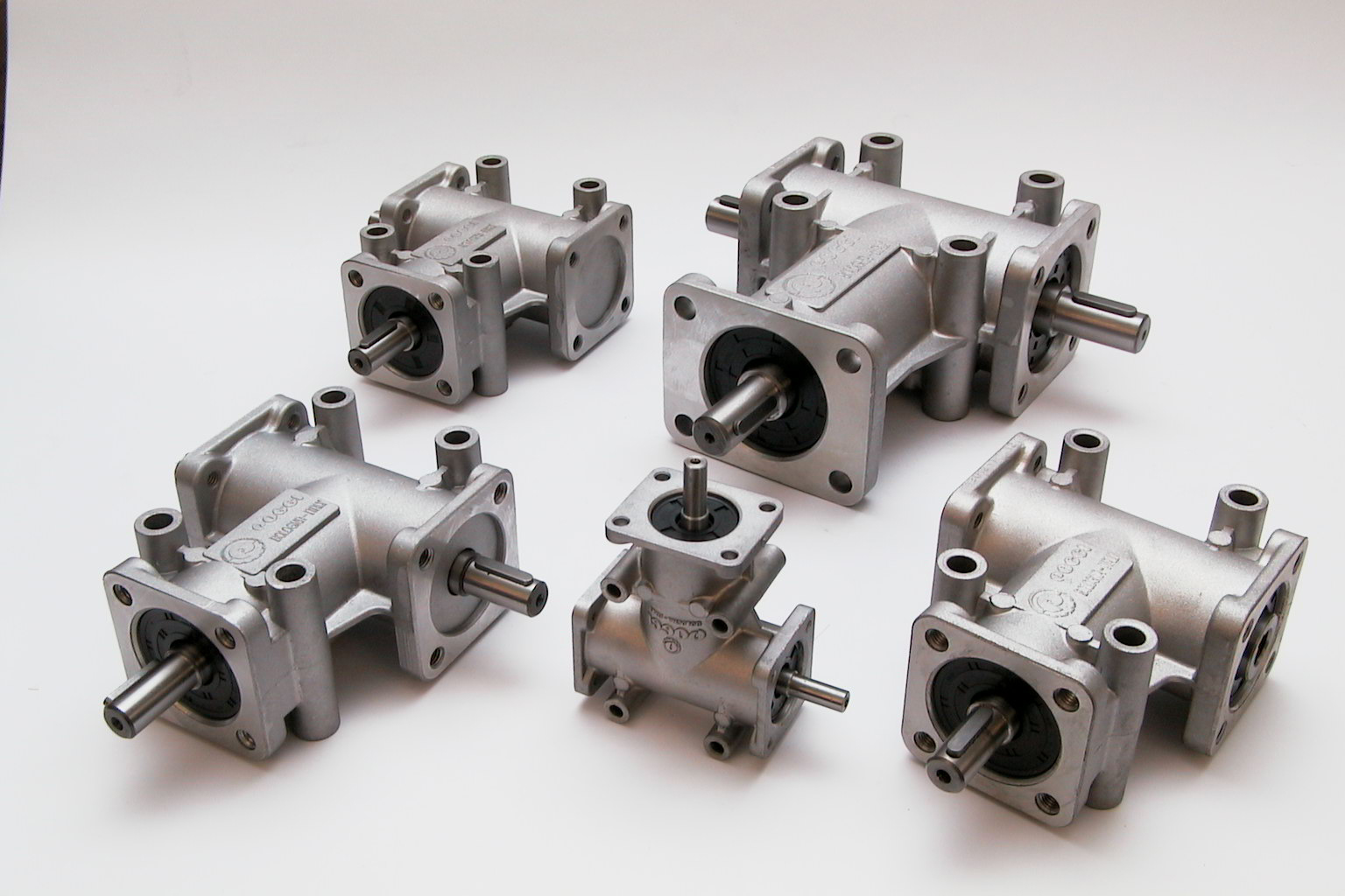 Right Angle Transmission : Poggi right angle gearboxes