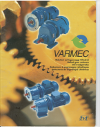 Varmec CV Concentric Helical Catalog