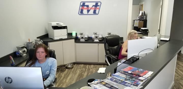 TVT Sales Department